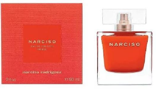 Narciso Rodriguez Narciso Rouge Eau de Toilette 88287500000 90ML