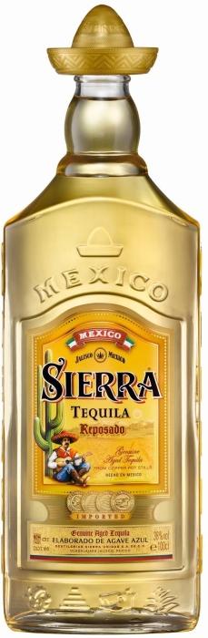 Sierra Reposado 0.5L