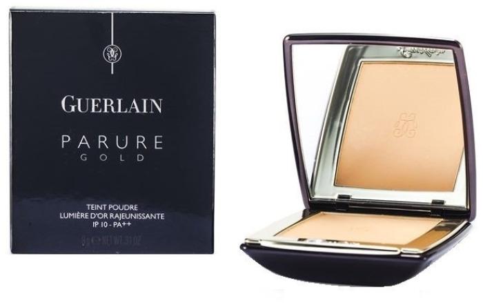 Guerlain Parure Gold Compact Foundation, Beige Clair 10g