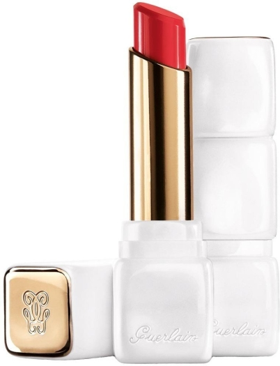 Guerlain KissKiss Roselip Lipstick N346 Peach Party 2.8g
