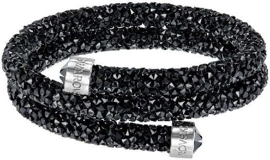 Swarovski Crystaldust Bangle Double 5250023 Bracelet