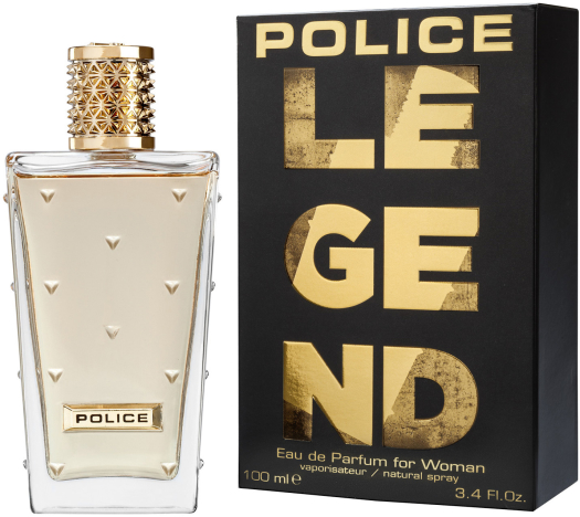 Police Legend for Woman 100ml