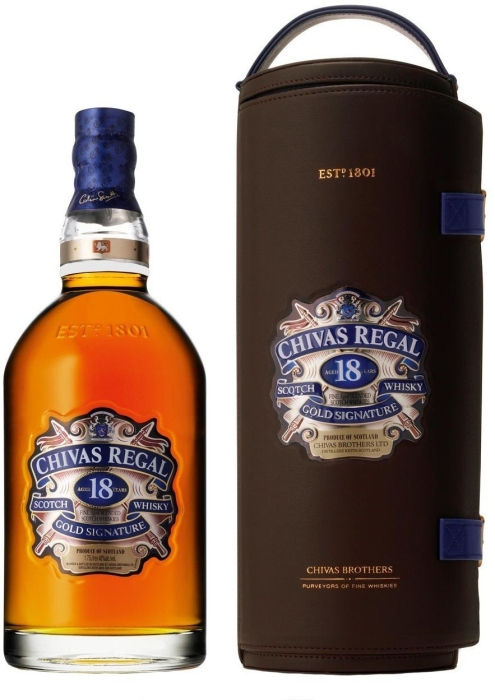 Chivas Regal 18 years old 40% 1.75L