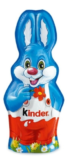 Kinder Chocolate Easter Bunny 110g