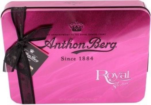 Anthon Berg Royal select 300g