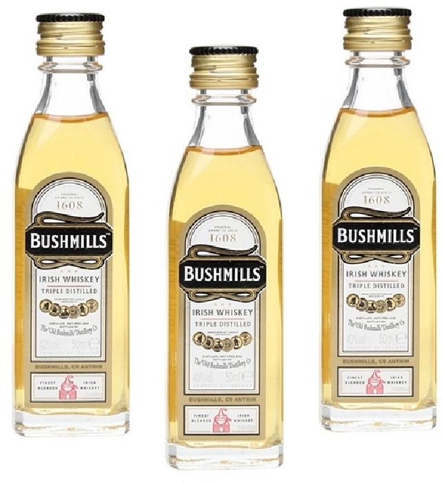 Bushmills Distillery MiniPack 40%