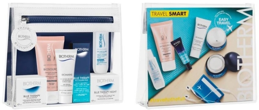Biotherm Blue Therapy Skincare Set