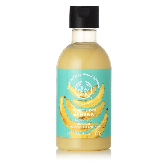 The Body Shop Banana Shower Cream 1096701