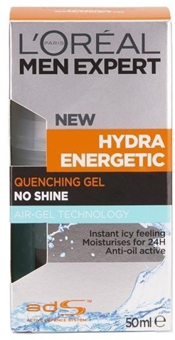 L'Oreal Paris Men Expert Quenching Gel 50ml