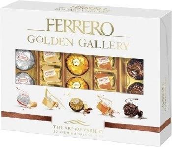 Ferrero Golden Gallery 327g