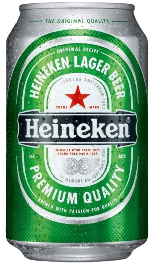 Beer Heineken 5% DS 0.33L