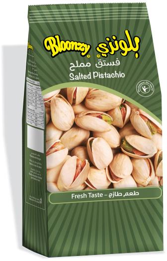 BLOONZY Salted Pistachio 500g