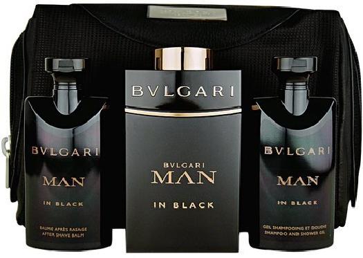 Bvlgari Man in Black Gift Set