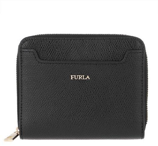 Furla Astrid S Ziparound Wallet, Black 1046980