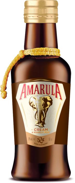 Amarula Cream Liqueur 0.05L