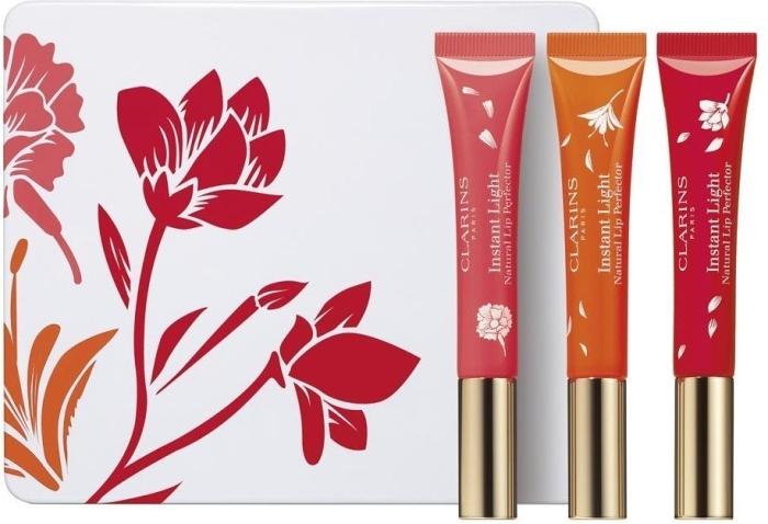 Clarins Trio Instant Light Lip Perfector 3x12ml