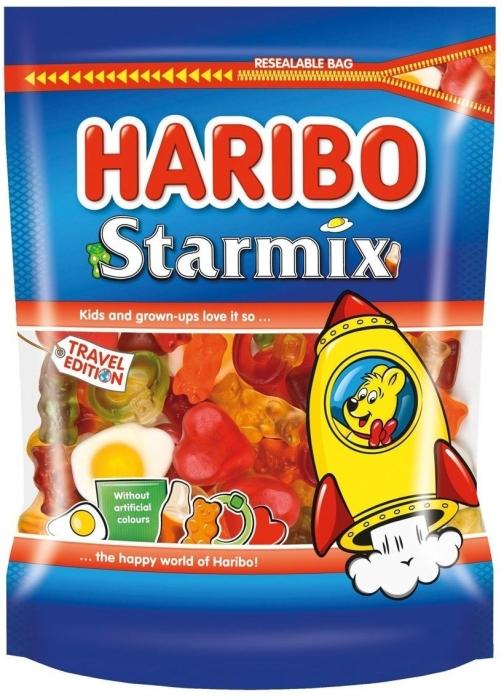 Haribo Starmix Pouch 750g