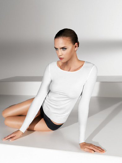 Wolford Pure Pullover 7005 XS