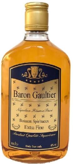 Baron Gautier Brandy 40% 0.5L