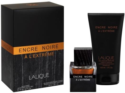 Lalique Gift Set Encre Noire