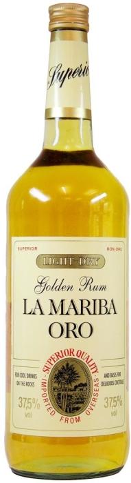 La Mariba Gold Rum 1L