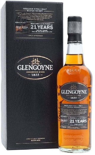 Glengoyne 21 Year Old 43% 200ml