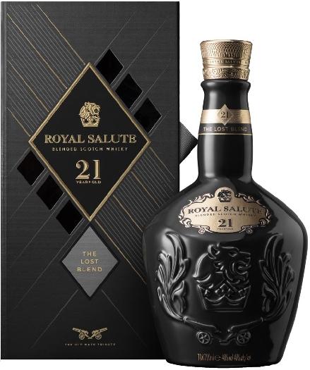 Royal Salute 21y TLB 40% 0.7L