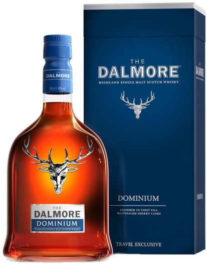 Dalmore Dominium Highland Single Malt Scotch 40% 0.7L