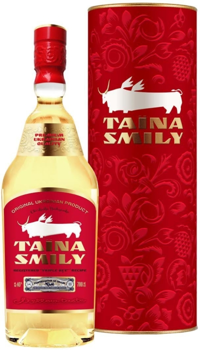 Taina Smily Vodka Giftpack 0.7L