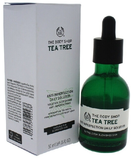 The Body Shop Tea Tree Anti-Imperfection Daily Solution 50ml