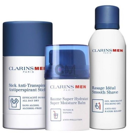 Clarins Men Essentials Kit