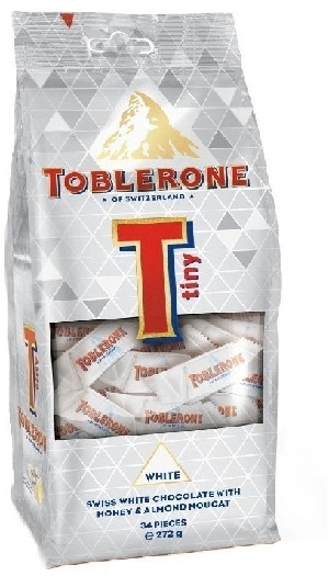Toblerone White Tiny Bag 272g