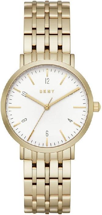 DKNY Dress Case Women's Watch NY2503