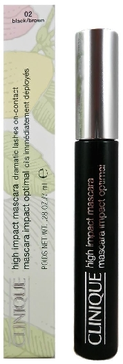 Clinique High Impact Mascara N° 02 Black/Brown 7ml