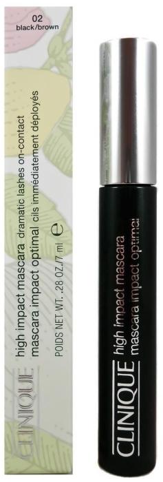 Clinique High Impact Mascara N° 02 Black/Brown 7ml