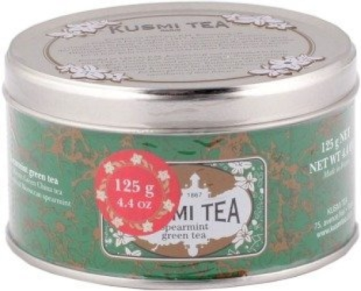 Kusmi Tea Green Tea Spearmint 125g