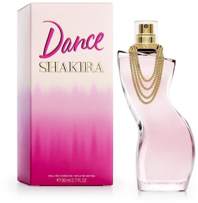 Shakira Dance EdT 80ml