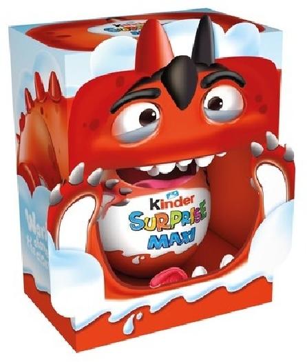 Kinder Maxi Egg Monster Edition 100g