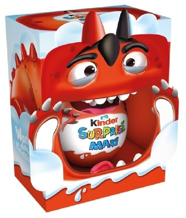 Kinder Maxi Egg Monster Edition 100g