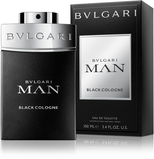 Bvlgari Man Black Cologne 100ml