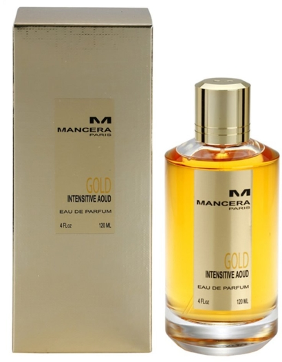Mancera Gold Intensive Aoud EdP 120ml