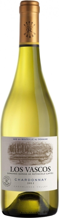 Los Vascos Chardonnay 0.75L