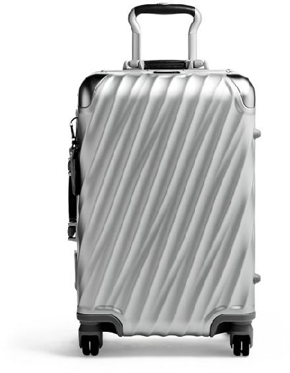 Tumi 19 Degree Aluminium Men's Suitcase, Silver, 036860SLV2