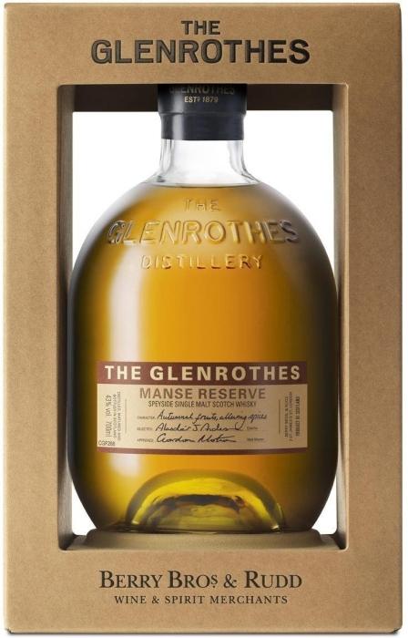 Glenrothes Manse Reserve 43% 0.7L
