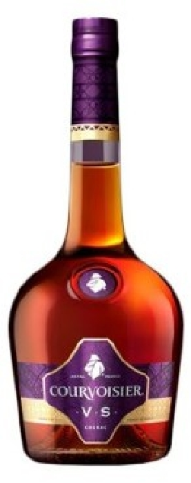 Courvoisier Artisan VS Double Oak 40% 1L