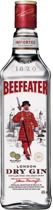 Beefeater Dry Gin 47% 1L