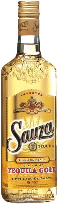 Tequila Sauza extra 1L