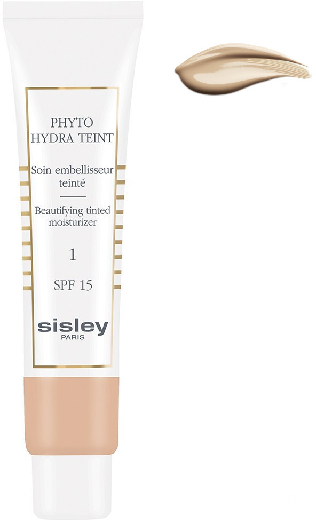 Sisley Phyto-Hydra Teint Foundation SPF 15 N° 1 Light 164041 40ml
