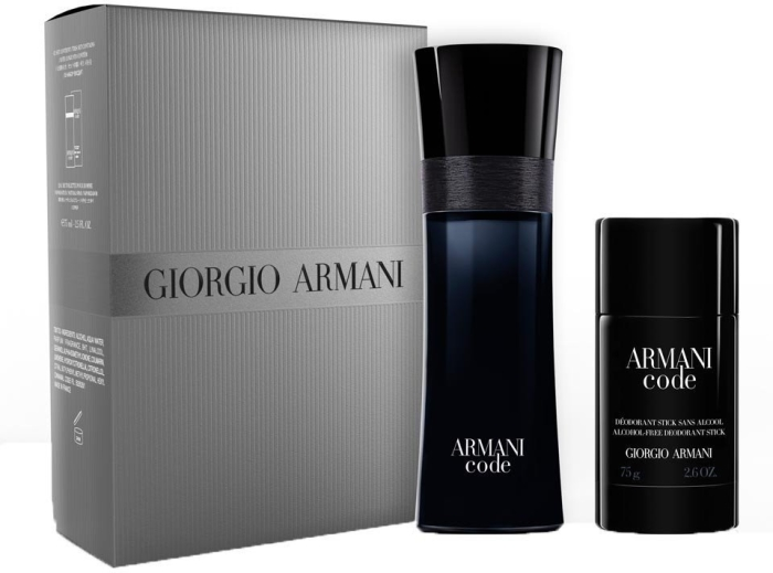 Armani Code Set EdT 2x75ml