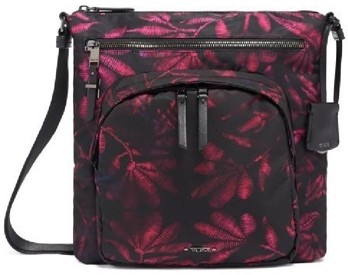 Tumi Voyageur Crossbody Bag, Floral print 0196314FTP